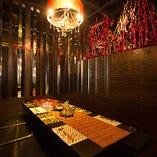 和モダンなバル空間で各種宴会!接待に喜ばれるお店です。