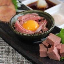 低温調理でお肉の濃い味が楽しめる
