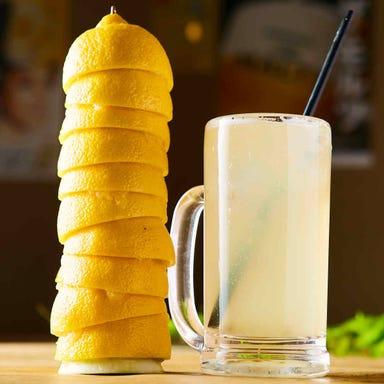 屋台酒場でレモンサワーと創作天ぷら 笑天-しょうてん-知立店 こだわりの画像
