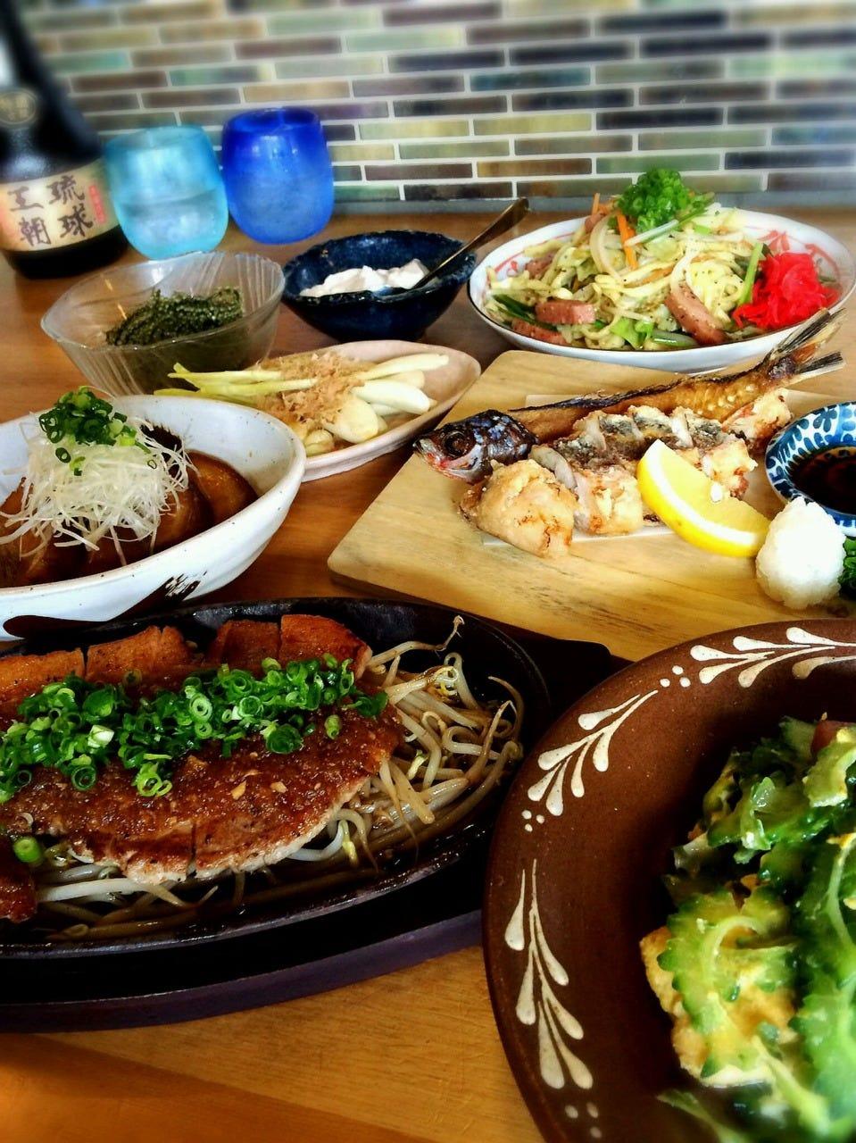 『沖縄大好きコース』