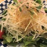 青パパイヤのサラダ