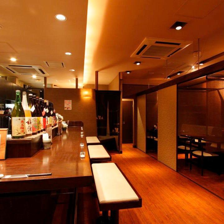 【赤坂駅徒歩3分】〈貸切は35名様迄対応〉各種ご宴会にどうぞ。