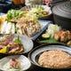 黄金だしの「つみれ鍋」を味わうコース料理 3,800円(税抜)~
