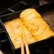 醍醐卵の黄金出し巻き 黄金色に輝く卵焼きは絶品