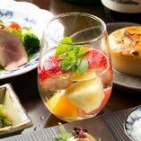日本酒サングリア