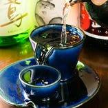 季節に合わせて替わる日本酒