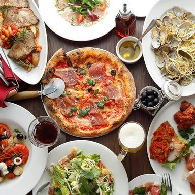 ナポリの下町食堂 お茶の水店 こだわりの画像