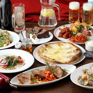 ナポリの下町食堂 お茶の水店 コースの画像
