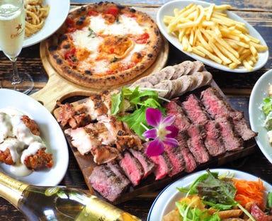 肉とワインと個室 ガルゴッタ 岡崎店 コースの画像