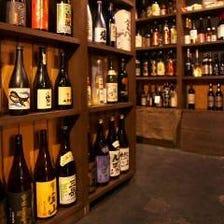 当店のウリ『日本酒』