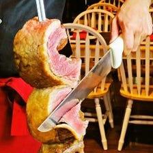 20種類食べ放題!お肉を好きなだけ!