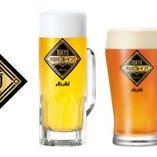 """飲み放題ではクラフトビール""""隅田川ブルーイング""""が飲めます"""