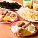 小さなお子様連れのご家族も楽しくお食事いただけます♪
