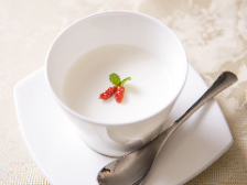 桂蘭特製 杏仁豆腐