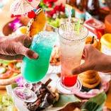 【各種パーティー】 リゾート感溢れる空間で楽しいパーティーを