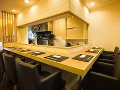 おはしで食べるフレンチ Restaurant つじ川