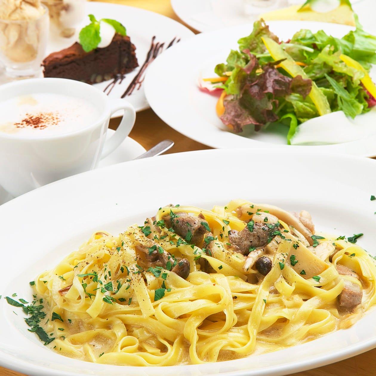 絶品イタリアンが詰まったコース料理