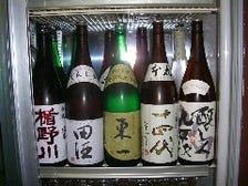 北海道から九州まで全国の銘酒を