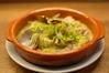 アサリと鶏とあま~いキャベツの煮物