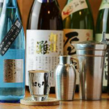 全国各地の日本酒が30種以上取り揃えております。