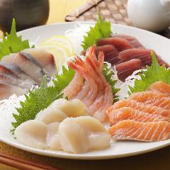 新鮮魚介セット(予約制)