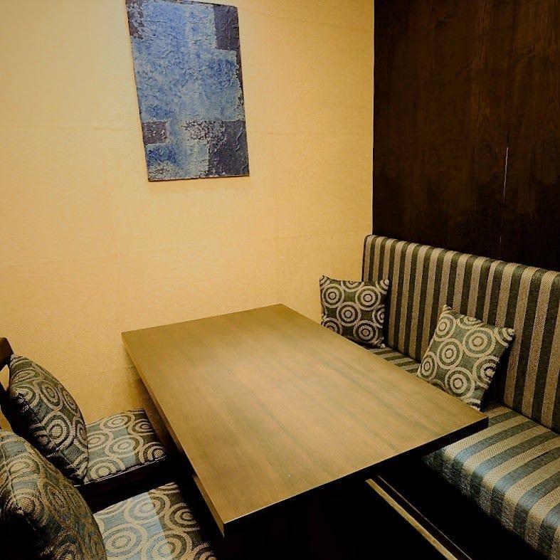 入口扉付き中個室(3~4名様用)*ディナー時は別途室料あり