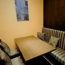 大切な記念日利用や会食に最適な個室