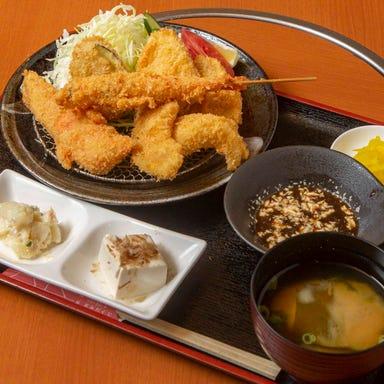 堺魚市場直送 海鮮居酒屋 たっちゃん  メニューの画像