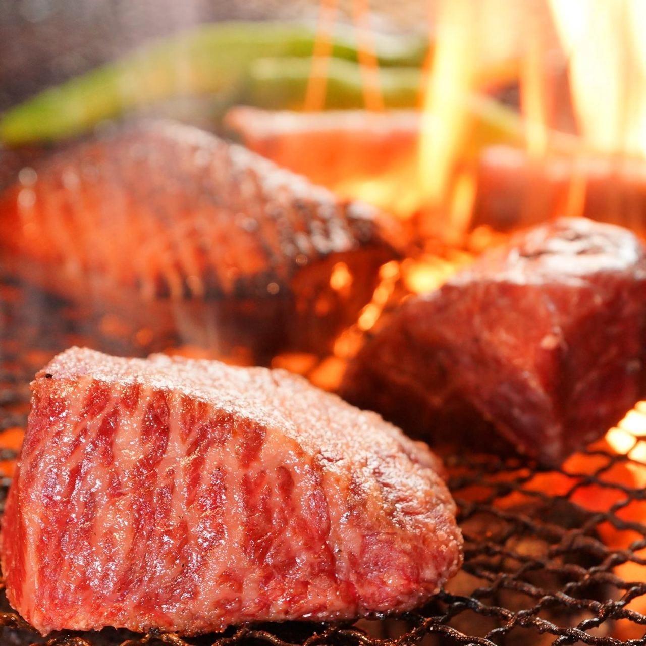 新年会や宴会はやっぱり肉!