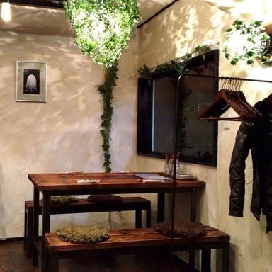 Bistro Patrie  店内の画像