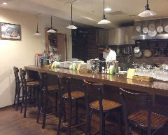 麻布食堂  店内の画像
