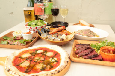 PIZZA DINING JOYs 五井店 こだわりの画像