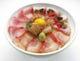 熱海支店限定「金目丼」生、炙りで、漬けで、ユッケで!!