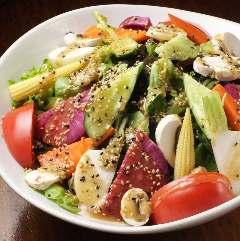どっさり野菜のサラダ びっくりザックリどっさりサラダ