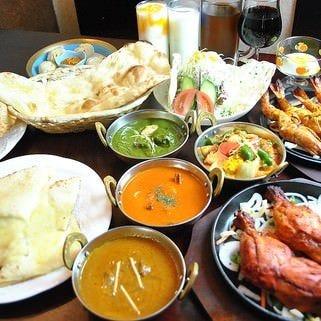 本格インド料理 プジャ 西浦店  こだわりの画像