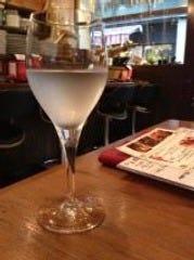 ワインから日本酒まで、お酒も充実☆