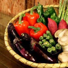 焼野菜盛り合わせ