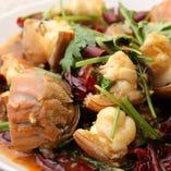 海鮮や野菜も多品目が味わえる♪ 火水金曜は料理「4品」半額