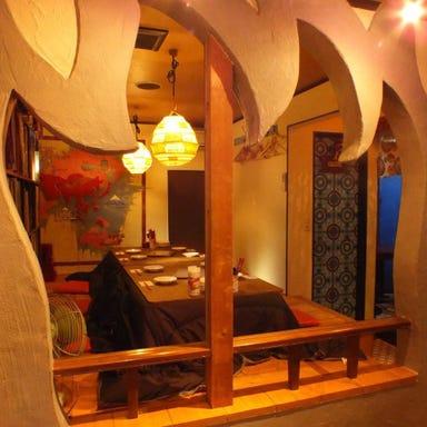 個室Asian Dining 2階のぞうさん 国分寺店 メニューの画像
