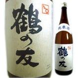当店の主役・新潟の蔵元が醸す地酒。約60種ご用意しております。