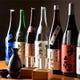 日本酒も各種取り揃え!