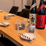 缶詰を温める小型卓上ストーブもございます!アウトドア気分の缶つまパーティなんていかがですか?