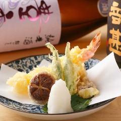 大衆酒場 寿司と天ぷら じゃぱん