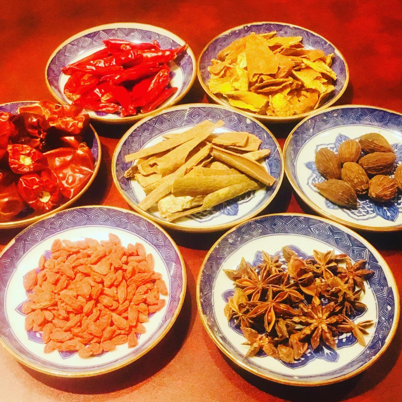 人気の四川料理