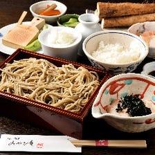 ◆本格日本料理もご一緒にどうぞ