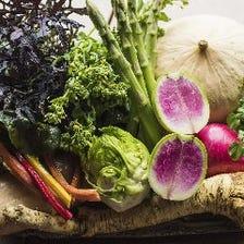契約農家さんや八百屋さんのお野菜