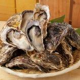 広島名産・牡蠣!生牡蠣から焼き・蒸しと楽しみ豊富◎