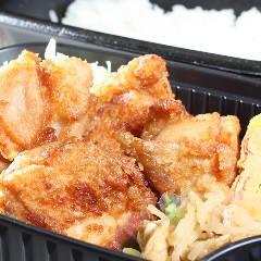 鶏竜田揚げ弁当