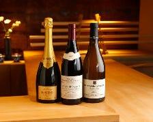和食に合う高価なワインを気軽に満喫