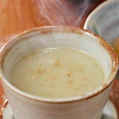 コラーゲン鶏スープ